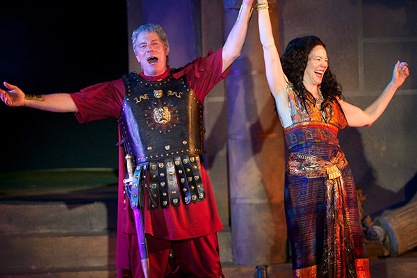 Antony and Cleopatra 2012